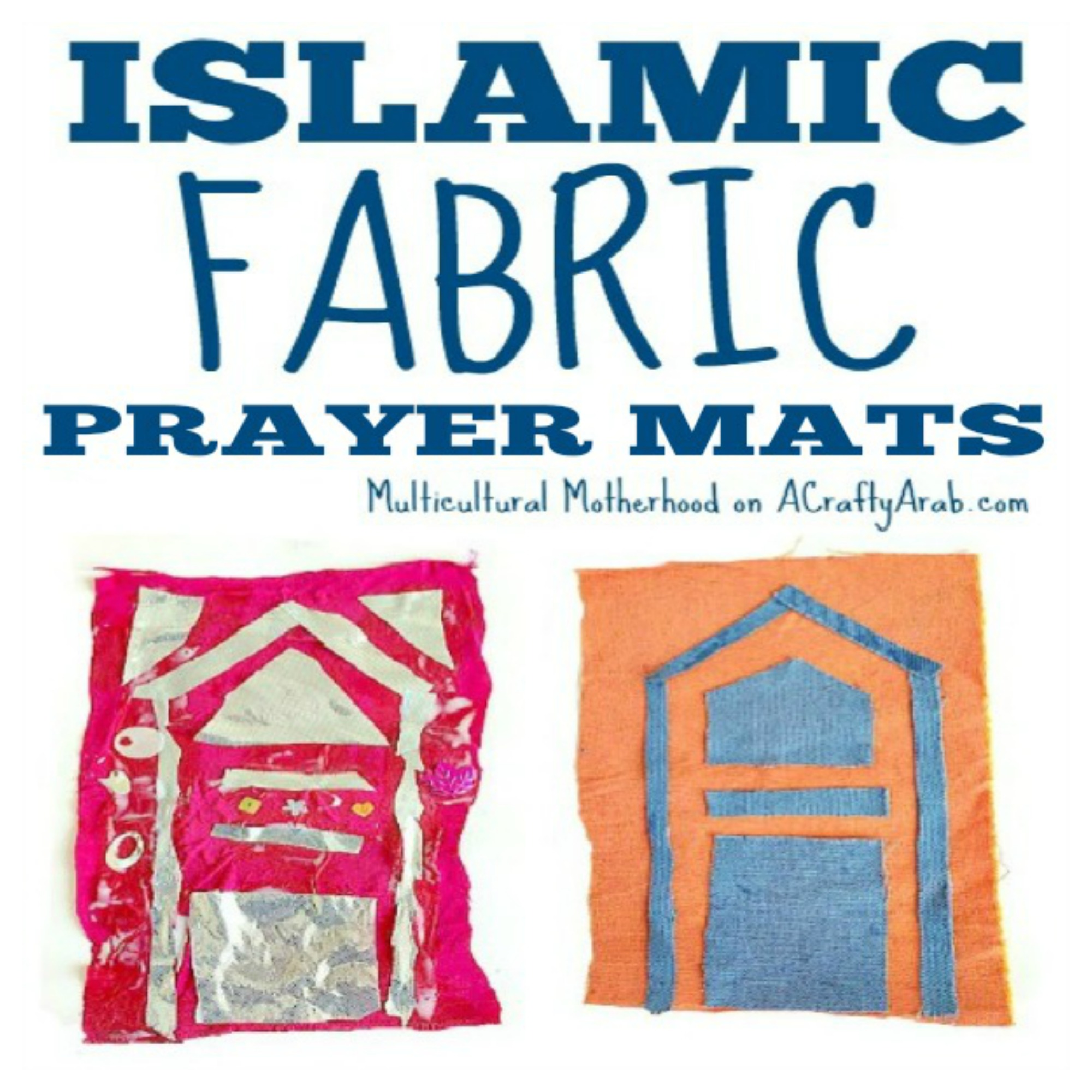 Prayer Rug User Say: Islamic Prayer Mat {Tutorial} Guest Post